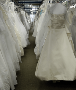 Wedding Gown Preservation in Rochester NY